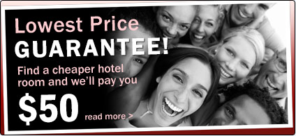 Get A Room Lowest Price Guarantee